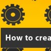 How To Create Gear Icons Using Illustrator