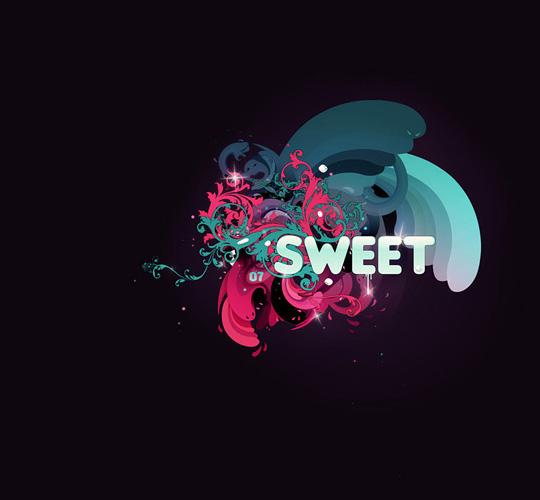 sweet wallpaper Artist Design Inspiration: Nik Ainley