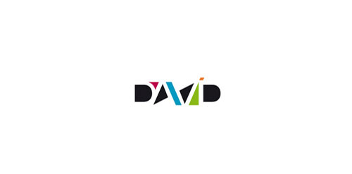 david m 20 Incredible logos From logo Faves