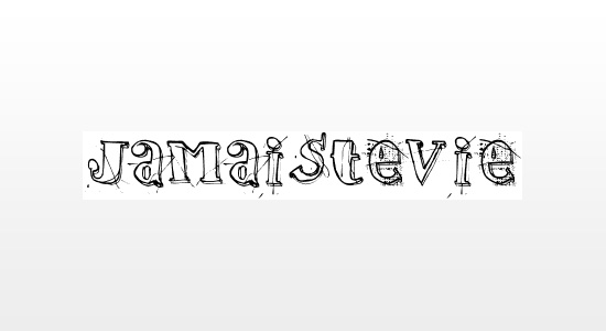 jamaistevie 10 Hand Written Great Free Fonts