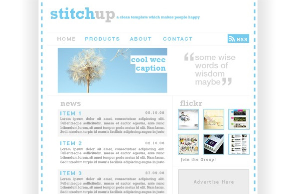 sticch up 12 Of The Best Photoshop Web Design Tutorials