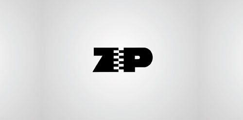 zip m 20 Incredible logos From logo Faves
