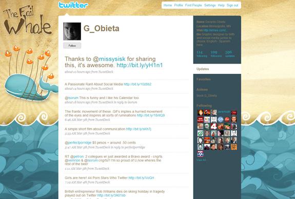 g obieta1 30 Mind Blowing Inspirational Twitter Backgrounds