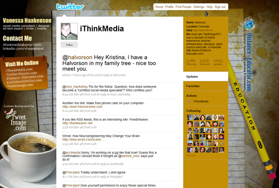 ithinkmedia 30 Mind Blowing Inspirational Twitter Backgrounds