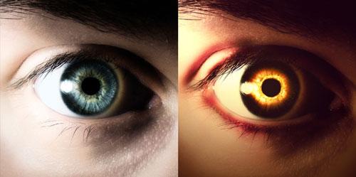 eyes1 23 Tutorials To Make Your Skin Crawl
