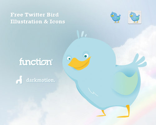 function Over 75+ Beautiful Twitter Design Icons
