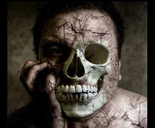 halloween 23 Tutorials To Make Your Skin Crawl