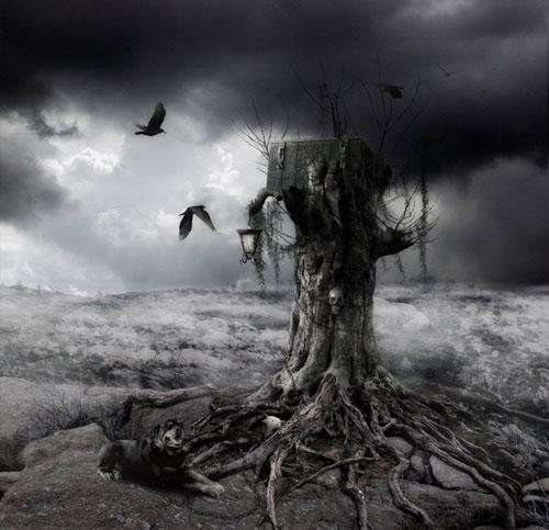 horror scenel 23 Tutorials To Make Your Skin Crawl
