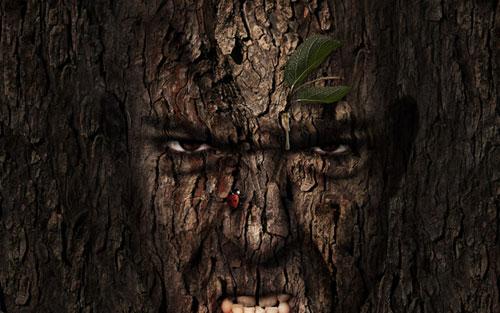 tree man 23 Tutorials To Make Your Skin Crawl