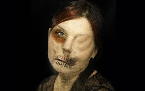 zombie womenl 23 Tutorials To Make Your Skin Crawl