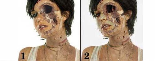 zombify 23 Tutorials To Make Your Skin Crawl