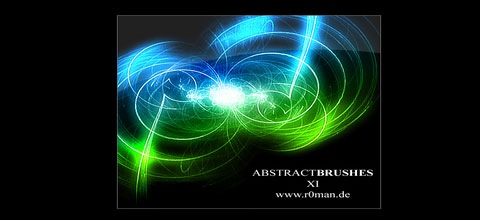 abstactx1 45+ Beautiful Light Abstract Photoshop Brush Sets