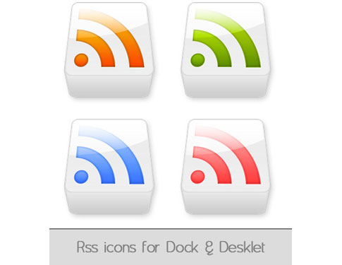 namo  Ultimate RSS Feed Icon Collection Over 1500+