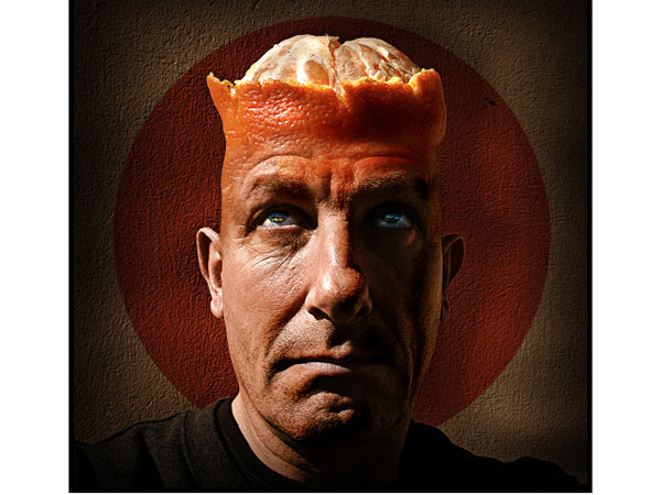 orange head 22 Amazing Real Life Photo Manipulations