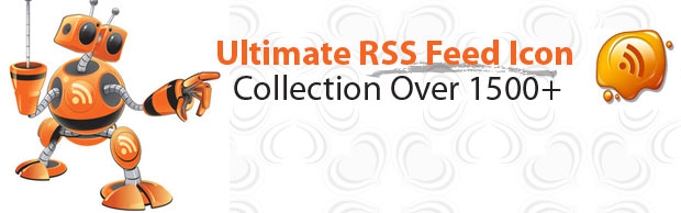 rss preview banner  Ultimate RSS Feed Icon Collection Over 1500+