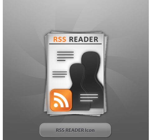 rss reader  Ultimate RSS Feed Icon Collection Over 1500+