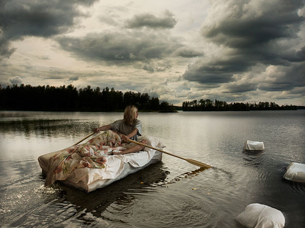 wet dreams 22 Amazing Real Life Photo Manipulations