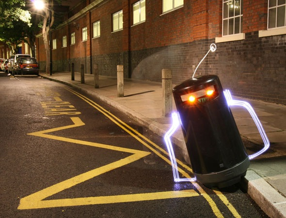 bin 30 Awesome Examples Of Light Graffiti