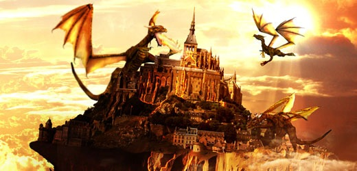 create a dragon Best Of The Web July For Web/Graphic Design