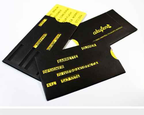 image209 40 Most Creative Business Cards You Will Ever See