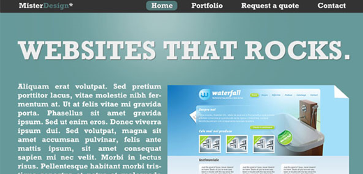 image254 Best Of The Web July For Web/Graphic Design