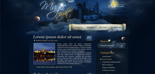 image76 70 Tutorials Using Photoshop To Design A Website