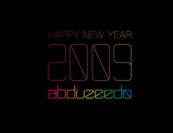 illustrator text effects trendy happy new year The Best Adobe Illustrator Text Effect Tutorials