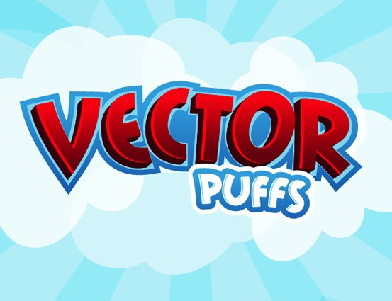 illustrator text effects vector puffs The Best Adobe Illustrator Text Effect Tutorials