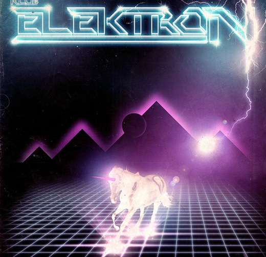 Elektron 25 Beautiful Retro Futurism Designs