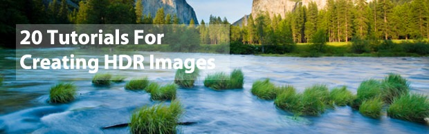 banner3 20 Tutorials For Creating HDR Images