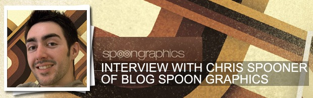 cspoonerbanner Interview With Chris Spooner from Blog Spoon Graphics