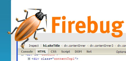 firebug Best Of The Web September For Web/Graphic Design
