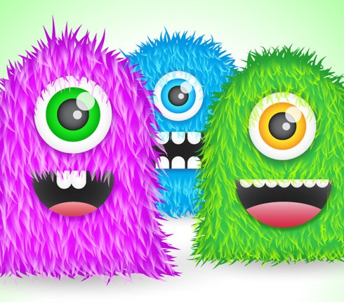 monsters Interview With Chris Spooner from Blog Spoon Graphics