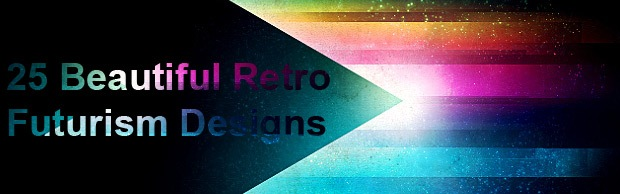 retrofuturism 25 Beautiful Retro Futurism Designs