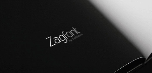 zagfont 30 Free Fonts Which Are Perfect For Professional Logo Designs