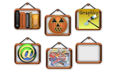 framhallweenicons 45 Halloween Icon Sets And Vector Resources