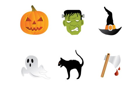 halloween 45 Halloween Icon Sets And Vector Resources
