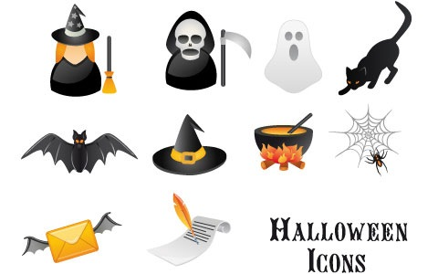 halloweeniconssmashing 45 Halloween Icon Sets And Vector Resources