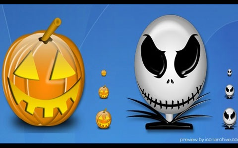 halloweeniconz 45 Halloween Icon Sets And Vector Resources