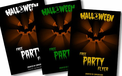 halloweenposter 45 Halloween Icon Sets And Vector Resources