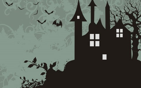 haunted 45 Halloween Icon Sets And Vector Resources