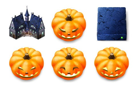 hauntedhotel 45 Halloween Icon Sets And Vector Resources