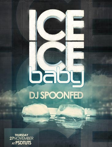 icebaby 50 Photoshop Tutorials For Creating Poster Designs