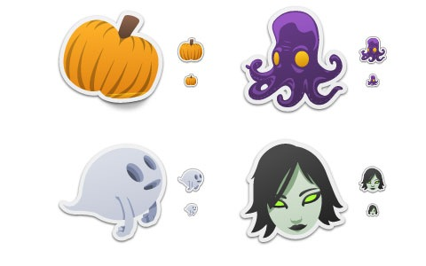 spookyicons 45 Halloween Icon Sets And Vector Resources