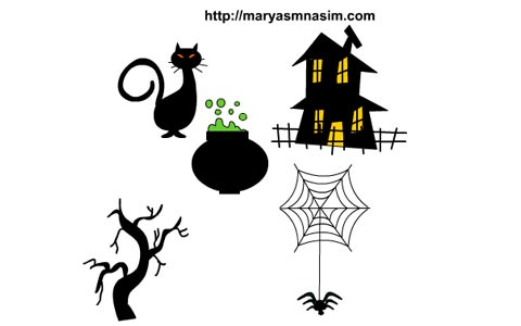 vectorartforhalloween 45 Halloween Icon Sets And Vector Resources