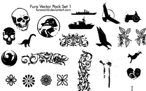 vectorskull 45 Halloween Icon Sets And Vector Resources