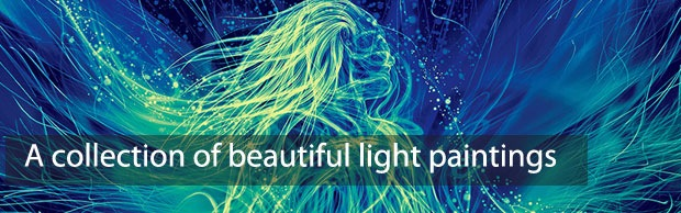 bannerpreview A Collection Of Beautiful Light Paintings
