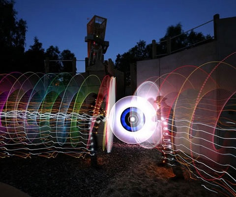 lightcirclws A Collection Of Beautiful Light Paintings