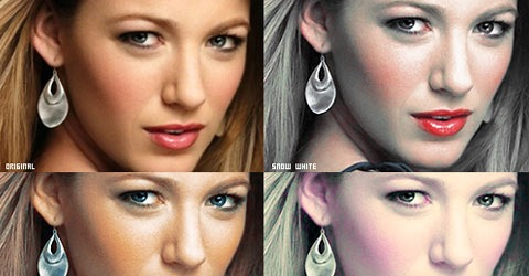 makeup 70 Of The Best Photoshop Actions For Enhancing Photos