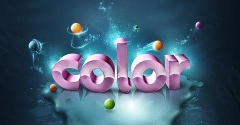 color3d 100 Best Photoshop Tutorials From 2009